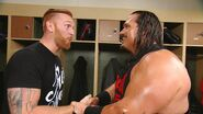 Rhyno and Heath Slater
