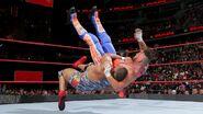 Jordan lifted-back Hawkins