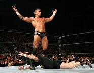Randy Orton and Ric Flair