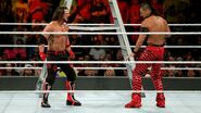 Nakamura and Styles an old rival