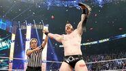 Sheamus as WWE Heavyweight ChampionsL