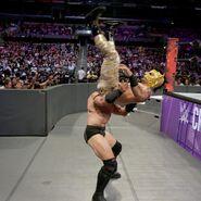 Dorado drop on Neville