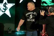 Samoa Joe debut at NXT