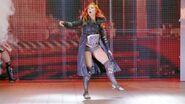 Becky Lynch at SmackDown