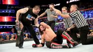 Kevin-Owens attacked Styles