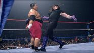 Yokozuna fighting agianst Undertaker 94