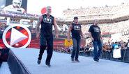NWO at Wrestlemania 32