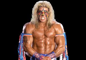 Ultimate Warrior pro