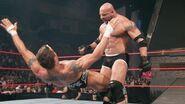 Goldbeg put out Randy Orton