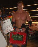 Miz as Champ and Bank