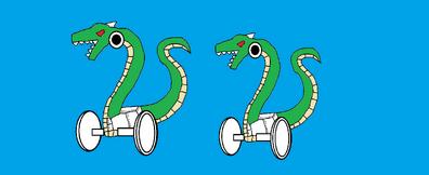 Hylian Dragons