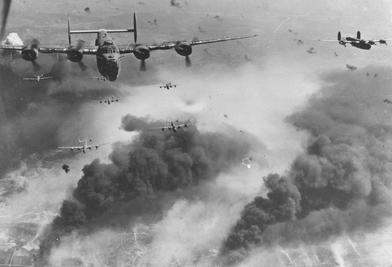 World War II Arc