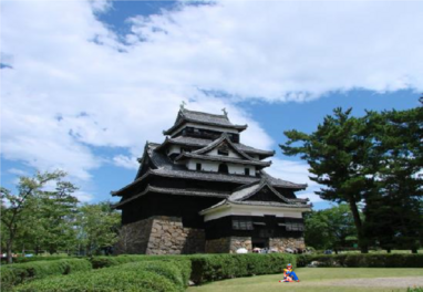 Yagumo at Palace
