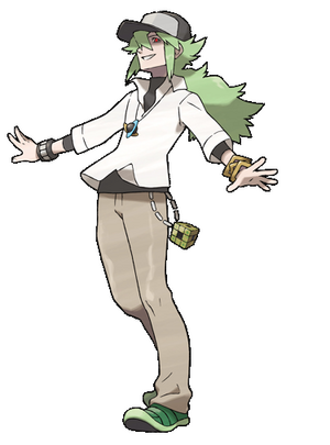 Paul (Pokemon Ruby and Pearl)