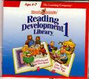 Reader Rabbit's Reading Development Library 1