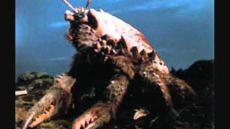 Godzilla monster roars(REMAKE)