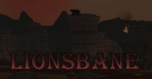 Lionsbane banner
