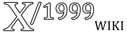 X / 1999 Вики