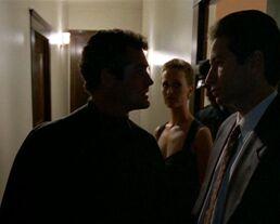 Yappi talks to Mulder