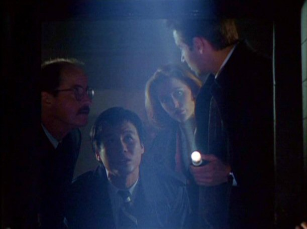File:Neary, Glen Chao, Dana Scully and Fox Mulder.jpg