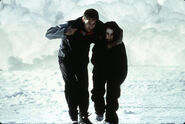 Mulder Scully Antarctica Fight the Future