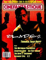 Cinefantastique cover 2002