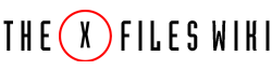 The X Files Wikia