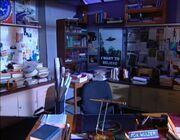 X-Files Office