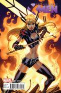 Extraordinary X-Men Vol 1 1 Campbell Variant