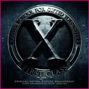 X-Men First Class Soundtrack
