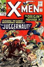 Uncanny X-Men 12