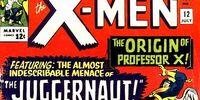 X-Men Volume 1 12