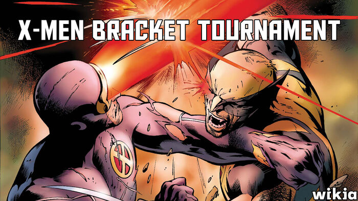 X-Men Bracket Tournament Big