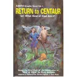 Return to Centaur Vol 1 1