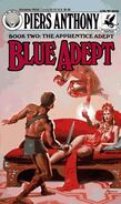 Blue adept cover