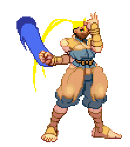 File:Ibuki SSJ Victory (Instant Trans. Style) Full Sized Image for fun...png