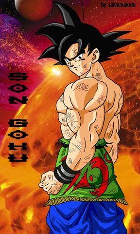 File:Goku dragon ball af by salvamakoto.jpg