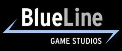 BlueLine Game Studios logo