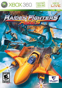 Raiden Fighters Aces Coverart