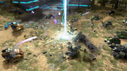Halo wars-combat