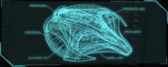 XEU New Fighter Craft schematics