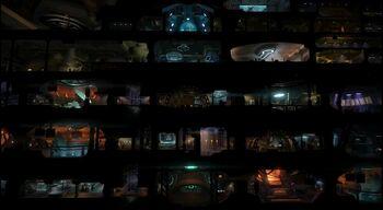 XCOM(EU) XCOMHQ Facilities