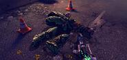 XCOM(EU) Muton Dead