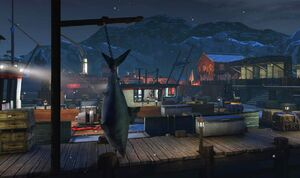 XCOM(EW) SiteRecon Docks
