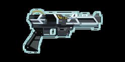Inv Mag Pistol