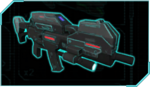 EXALT Laser Rifle