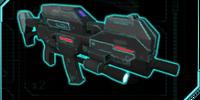 EXALT Laser Assault Rifle