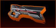 XCOM Laser SMG