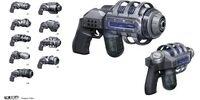 Heavy Plasma Pistol