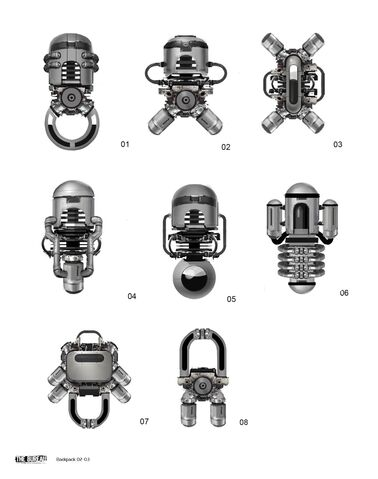 File:TheBureau ConceptArt Backpacks2.jpg